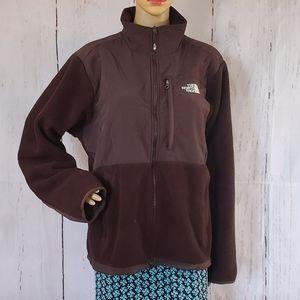 North Face Women's Fleece Jacket Size XL